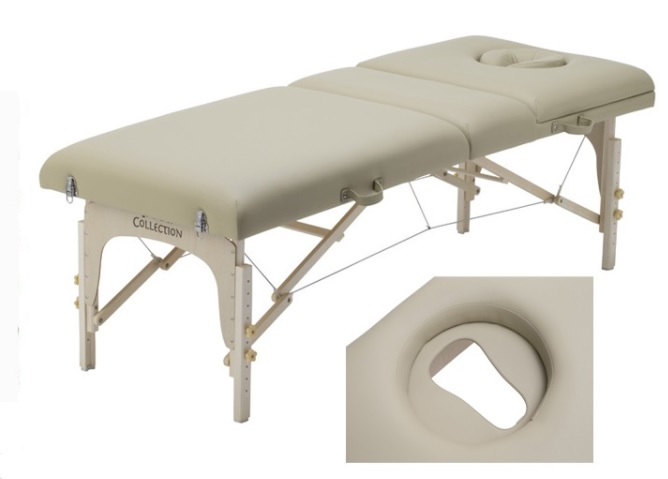 Luxmaster Portable Massage Bed