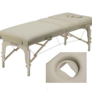Luxmaster Portable Massage Bed Cream