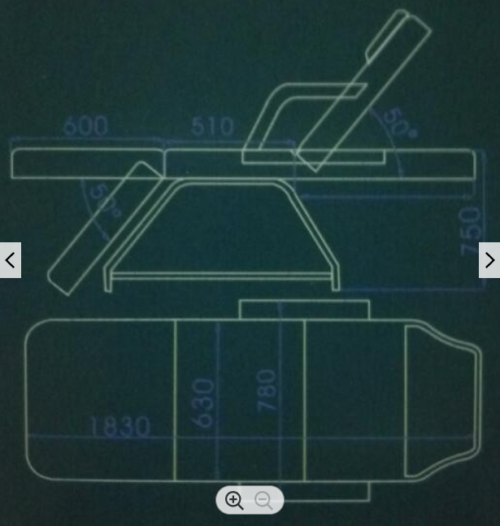 Spa bed Size drawings